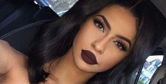 maquillaje para piel morena 2