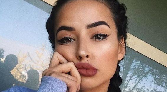 maquillaje para piel morena 4