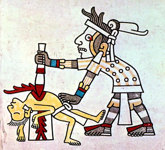 sacrificios humanos prehispanicos 2