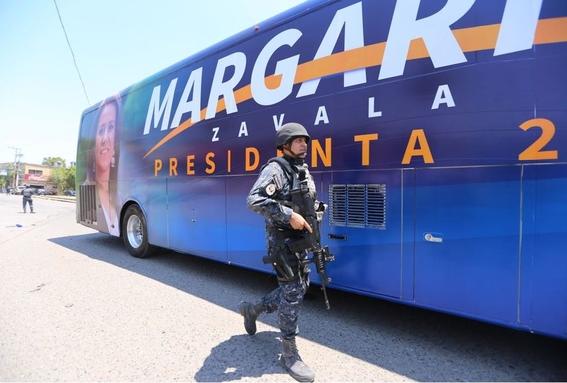 margarita zavala promete regresar la seguridad a habitantes de tierra caliente 2