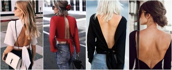 ropa para mostrar la espalda 3