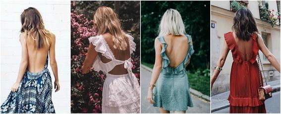 ropa para mostrar la espalda 4