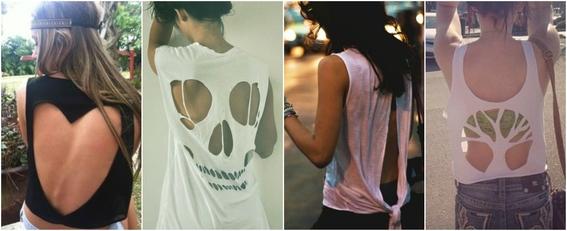 ropa para mostrar la espalda 7