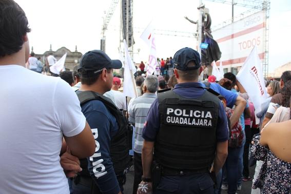 seguridad de los candidatos presidenciales en mexico 1
