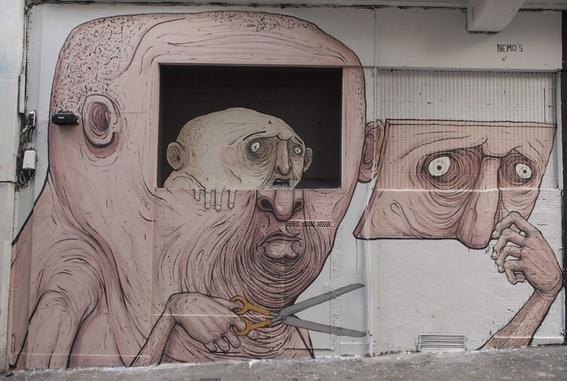 best street artists 2018 8