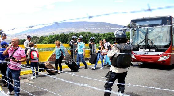 la catastrofe migratoria se agudiza entre colombia y venezuela 3
