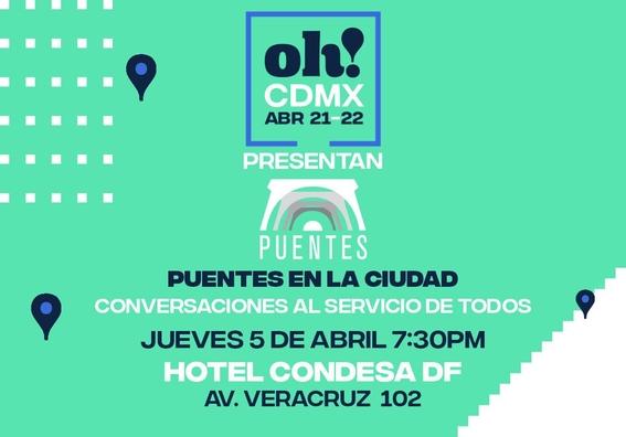 Festival Open House para conocer la Ciudad de México 4