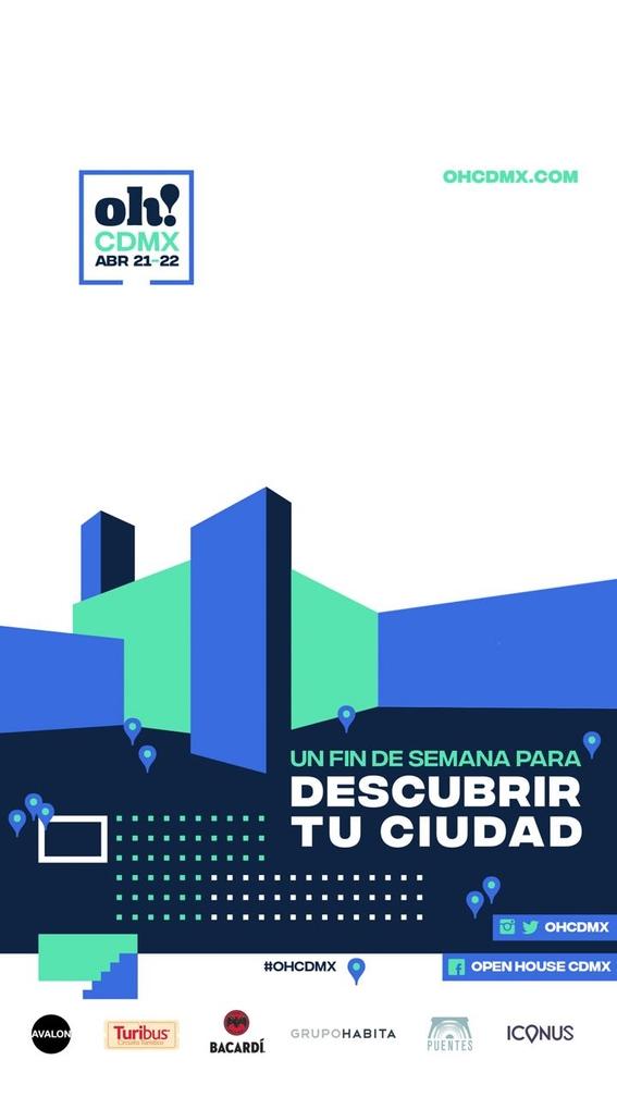 Festival Open House para conocer la Ciudad de México 6