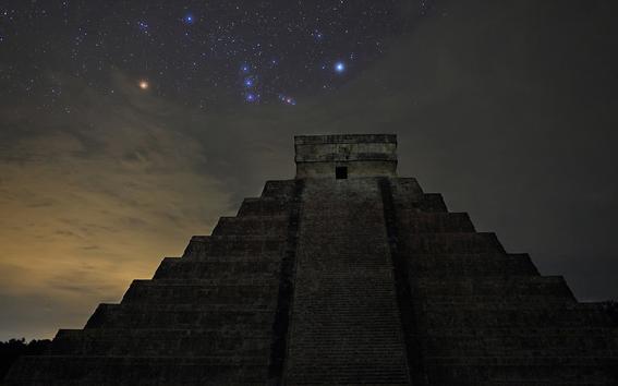 astronomia maya 1