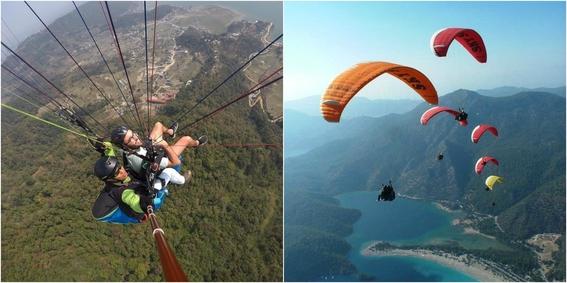 volar en parapente 2