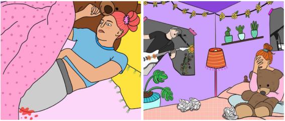 ilustraciones de jennifer rose 3