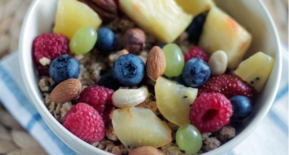 ingredientes saludables para el desayuno 2