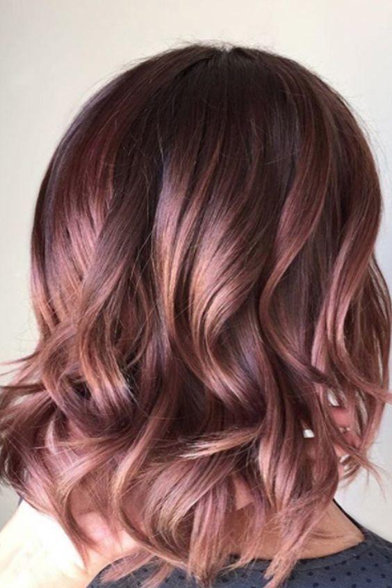 chocolate mauve hair color 6