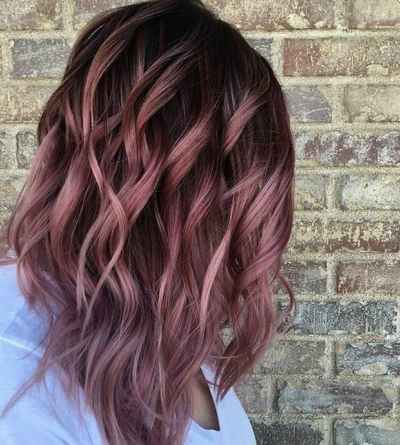 chocolate mauve hair color 5