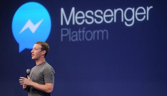 facebook escanea las conversaciones de messenger 1