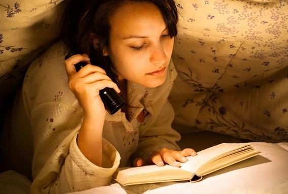 beneficios de leer en la noche 5