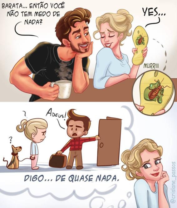 Ilustraciones de Crislane Passos 10