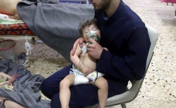 muertos tras ataque quimico en siria 2