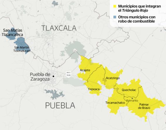 lideres del huachicol se infiltran en elecciones estatales puebla 1