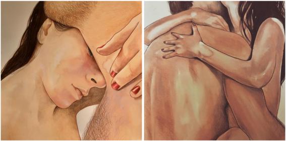 ilustraciones eroticas de frida castelli 12