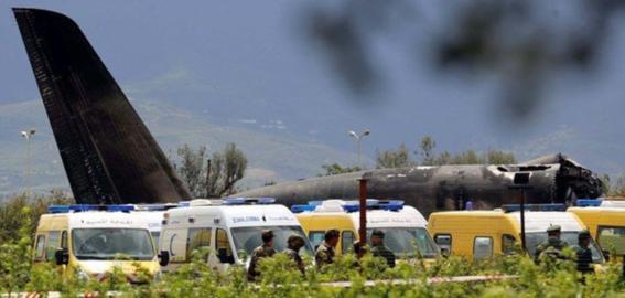 accidente aereo argelia no hay sobrevivientes 2