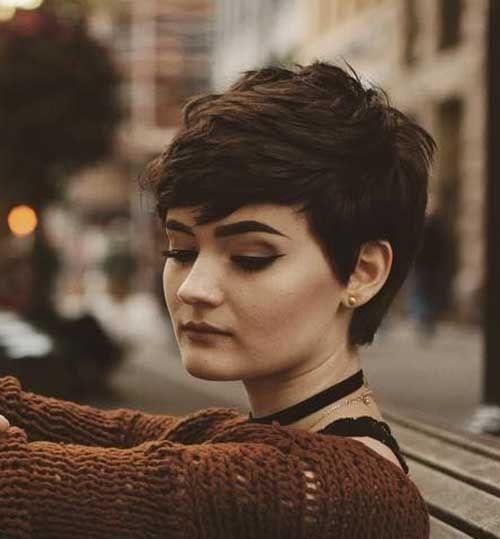 cortes de cabello corto para mujer 8