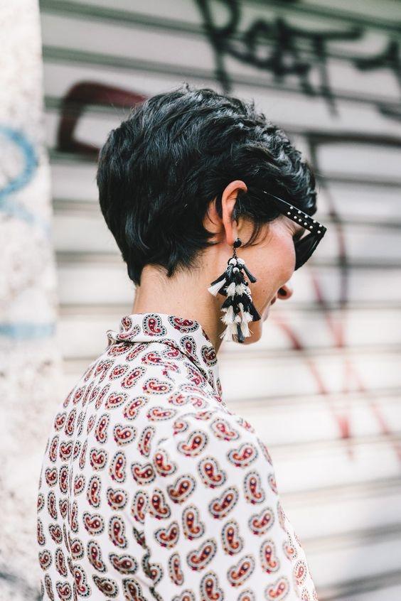 cortes de cabello corto para mujer 11