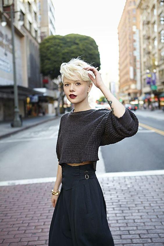 cortes de cabello corto para mujer 12