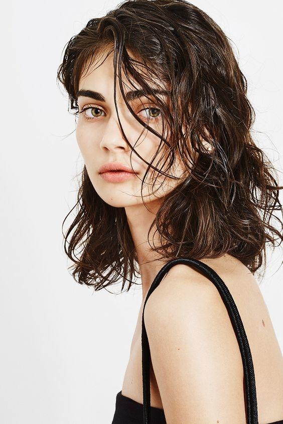 peinados wet hair 4
