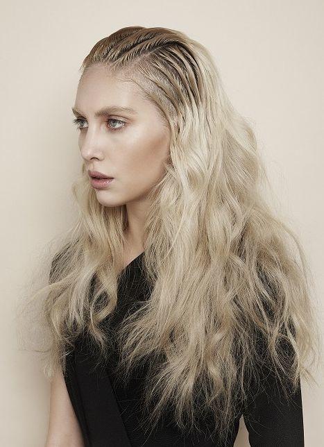 peinados wet hair 17