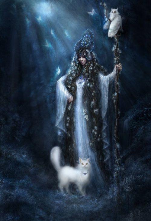 origen de la magia blanca 1