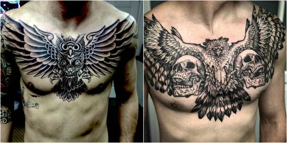 tatuajes de aves 4
