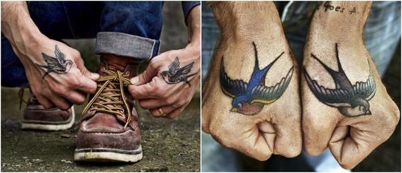 tatuajes de aves 7