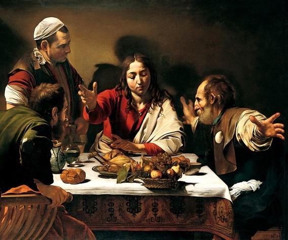 caravaggio paintings 1