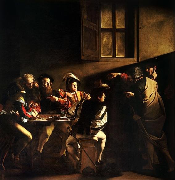 caravaggio paintings 2