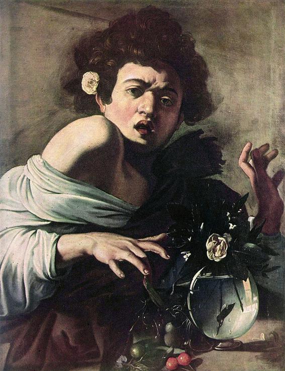 caravaggio paintings 9