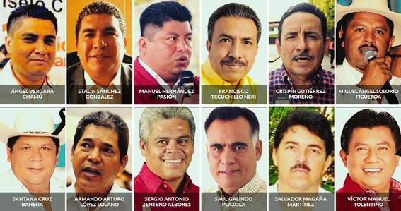 violencia en contra de politicos en mexico por elecciones 2018 2