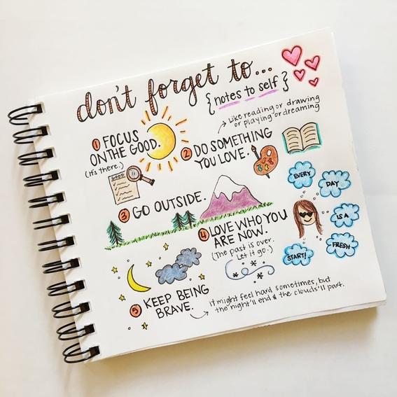 como empezar en el journaling 1
