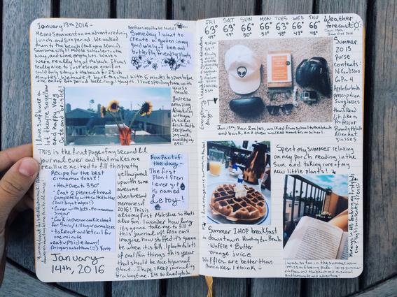 como empezar en el journaling 4