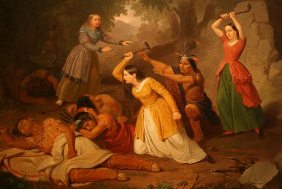 hannah duston history 1