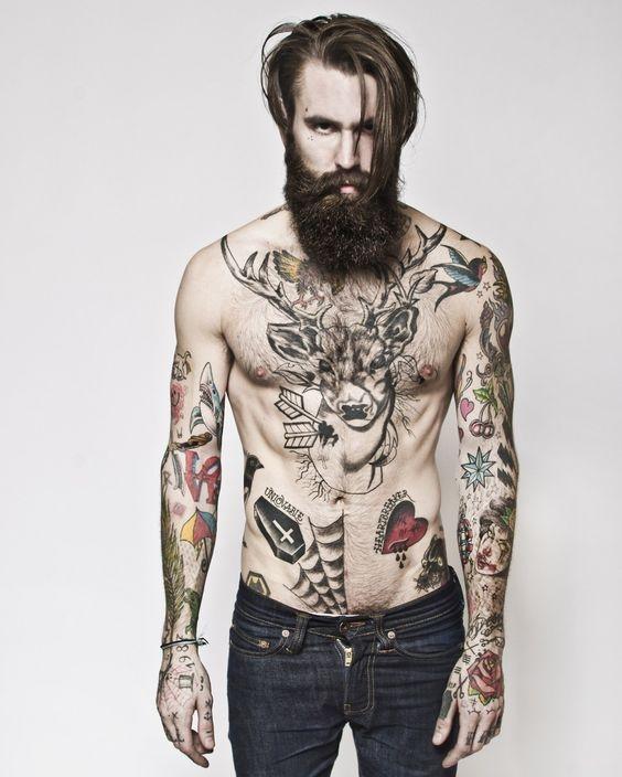 tatuajes en los oblicuos 4