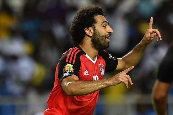Hombre recorre cinco países para apoyar a Egipto en Rusia 2