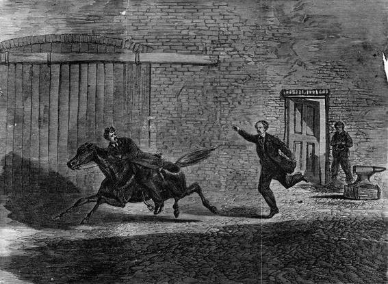 asesinato de abraham lincoln 6
