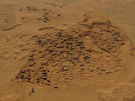 desentierran manuscritos en africa 2