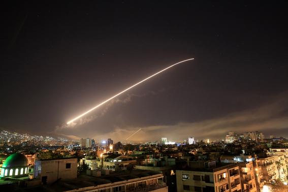 trump ordena ataque a siria 2