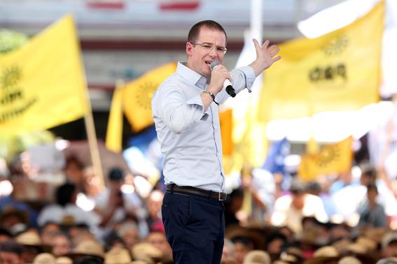 Ricardo Anaya presentó 4 propuestas para combatir la corrupción
