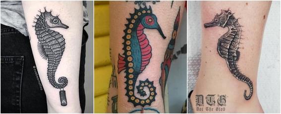 sea animal tattoo designs 8