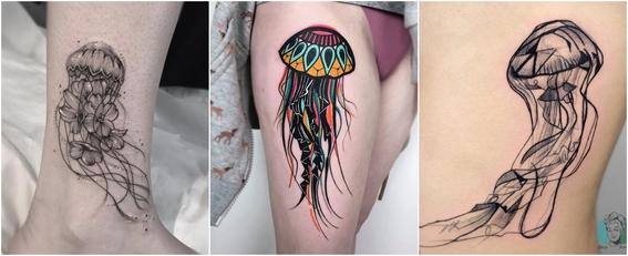 sea animal tattoo designs 7