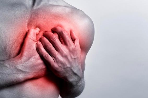 sintomas de un infarto 1