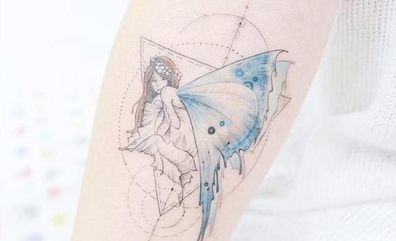 tatuajes de hadas 1